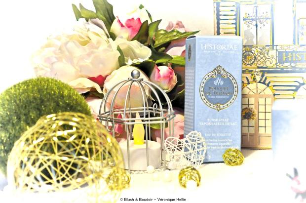 Bouquet du Trianon - Historiae