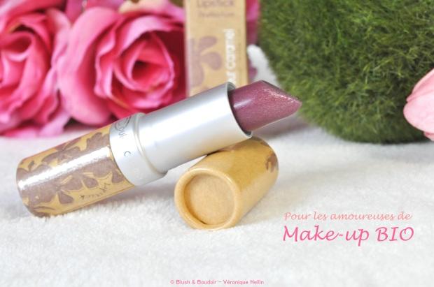 Rouge à lèvres - Couleur Caramel